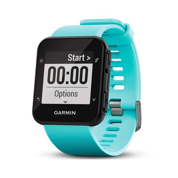 Garmin forerunner 35 turquesa reloj inteligente de running con gps y monitor de frecuencia cardíaca