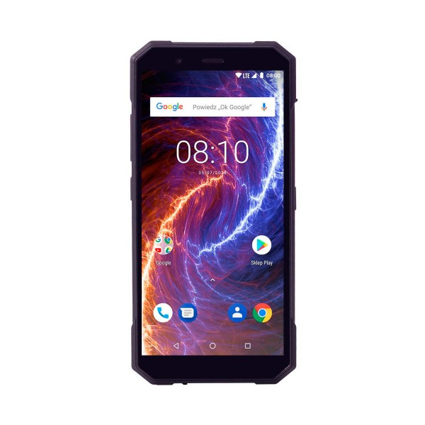 Myphone hammer energy 18x9 negro móvil rugerizado 4g dual sim 5.7'' ips hd+/4core/32gb/3gb ram/13mp/8mp