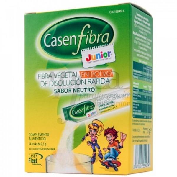 CASENFIBRA JUNIOR 14 SOBRES 2,5GR