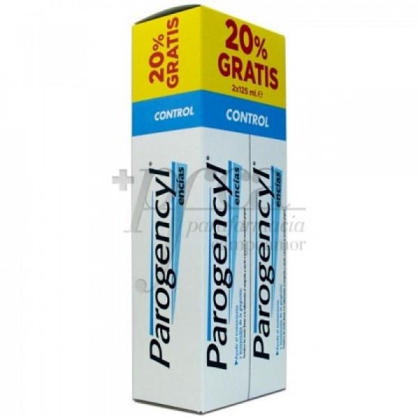 PAROGENCYL ENCIAS PASTA DENTAL 2X125ML PROMO