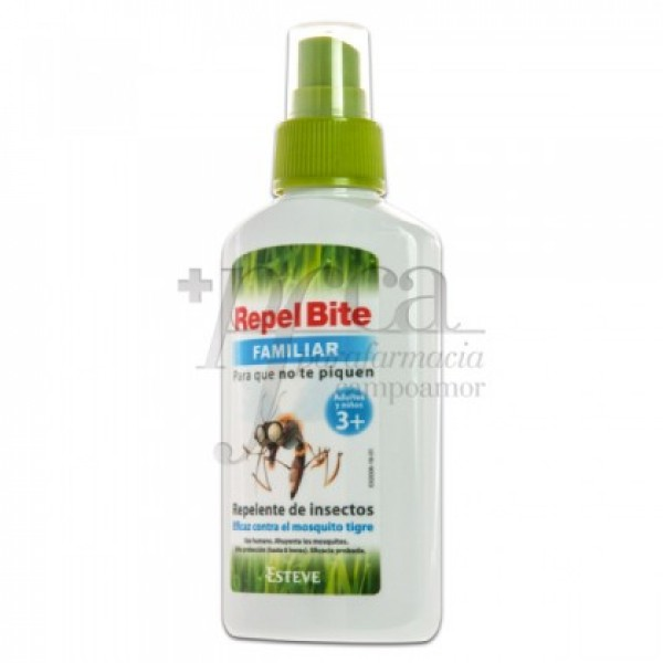 REPEL BITE FAMILIAR REPELENTE 3A+ 100 ML