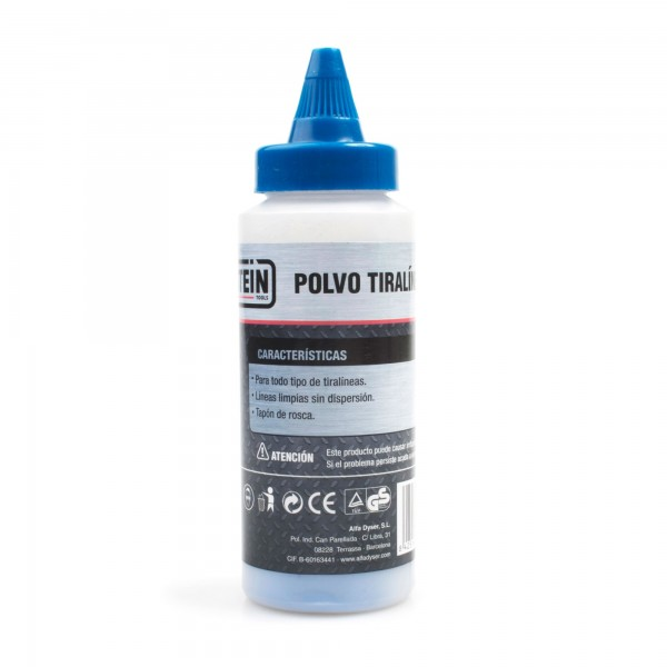 Polvo tiralineas azul stein   336 gr.