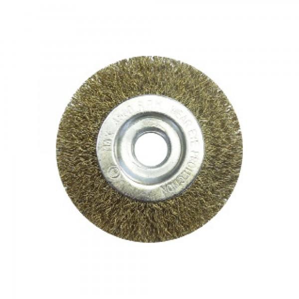 Cepillo bloque agujero 13 mm. 75 mm.