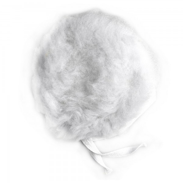 Bonete lana 125 mm.