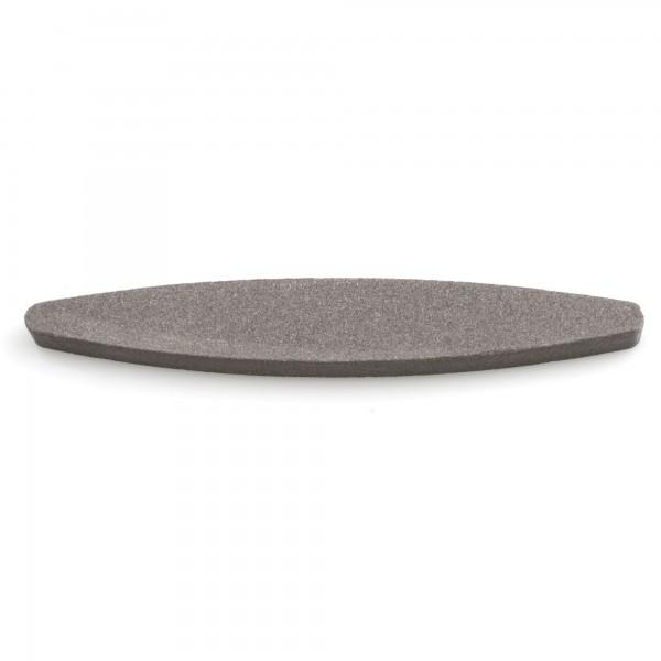 Piedra afilar ovalada 20 cm.