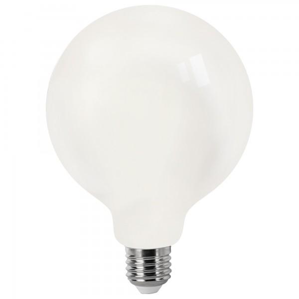 Bomb.led filam.globo g125 opal e27 8w.c
