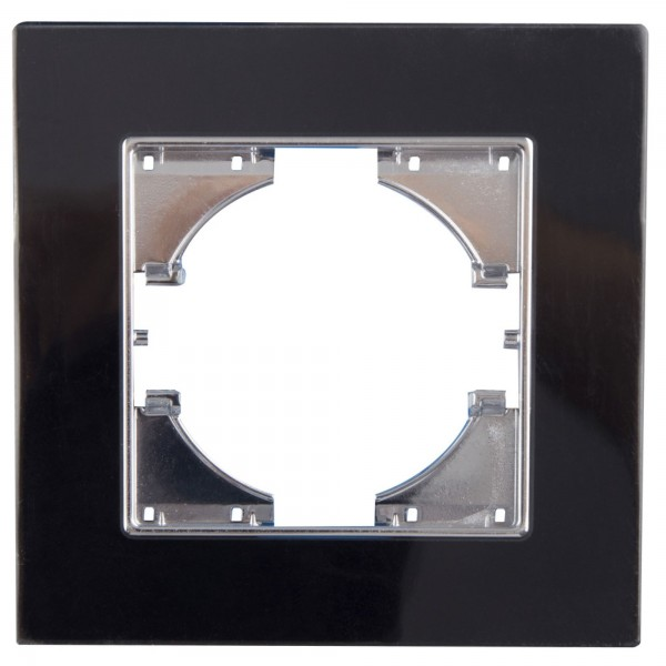 S-empot.cristal negro marco 3elem.hori