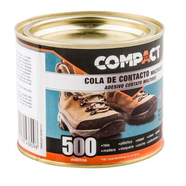 Cola contacto bote compact  500ml.