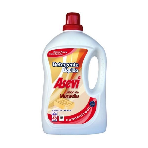 Asevi detergente marsella 3l