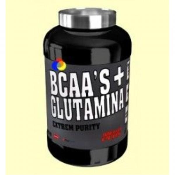 Bcaa + glutamina mand-lim extrem purity 300g