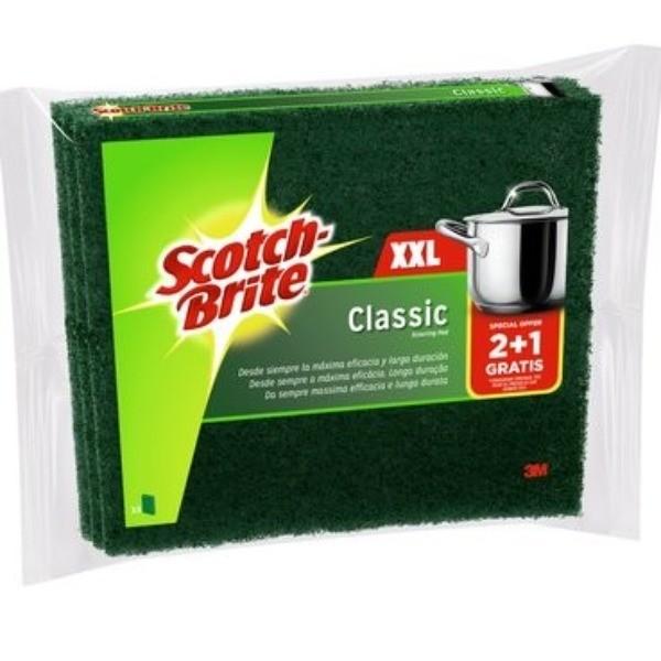 Scotch-Brite  Classic  XXL  2 + 1