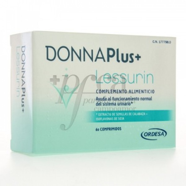 DONNA PLUS+ LESSURIN 60 COMPS