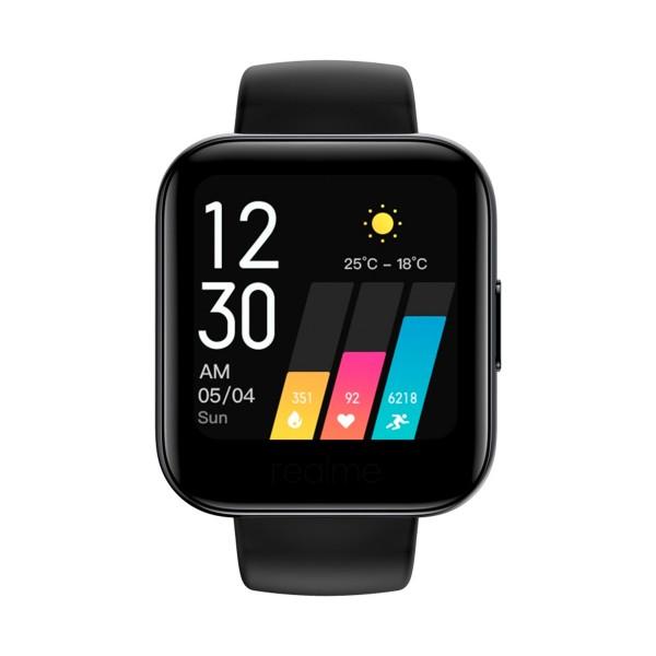 Realme watch smartwatch táctil 1.4'' frecuencia cardíaca oxígeno en sangre actividad deporte