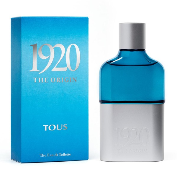Tous 1920 the origin the eau de toilette 60ml vaporizador