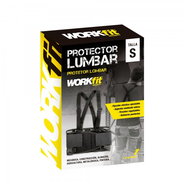 Protector lumbar talla l workfit