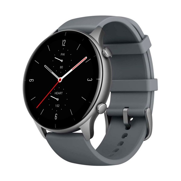 Xiaomi amazfit gtr 2e smartwatch gris 1.39'' 46mm amoled bluetooth wifi