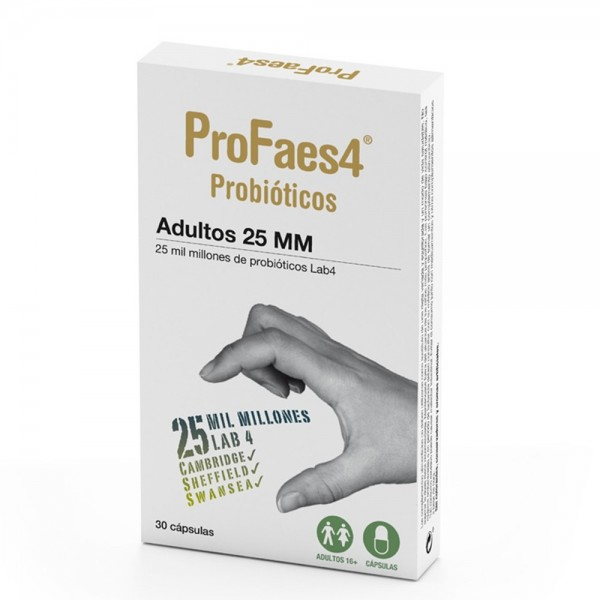 PROFAES4 ADULTOS 25MM 30 COMPR