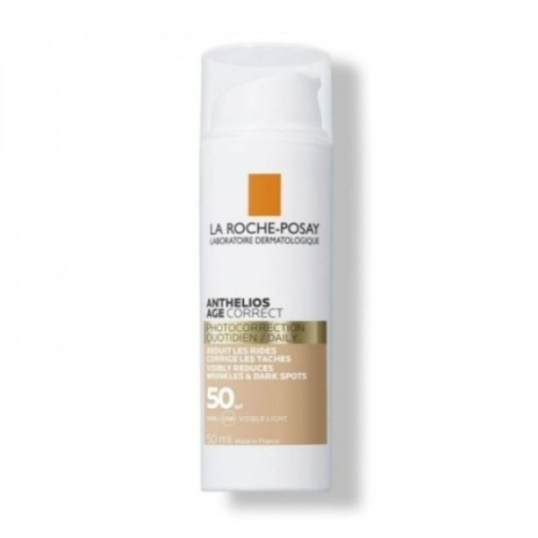 ANTHELIOS AGE CORRECT CC CREAM SPF 50 50 ML