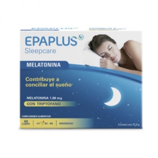 EPAPLUS FORTE MELATONINA TRIPTOFANO 60 CAPS