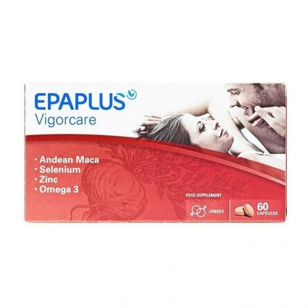 EPAPLUS VIGORCARE UNISEX 60 CAPS