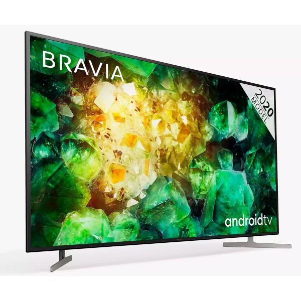Sony kd65xh8196 televisor 49'' lcd edge led uhd 4k hdr 400hz android tv