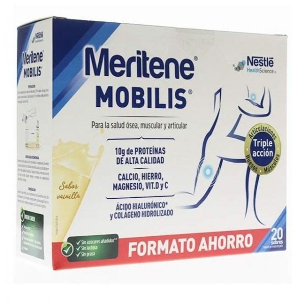 MERITENE MOBILIS VAINILLA 2X 10 SOBRES PROMO