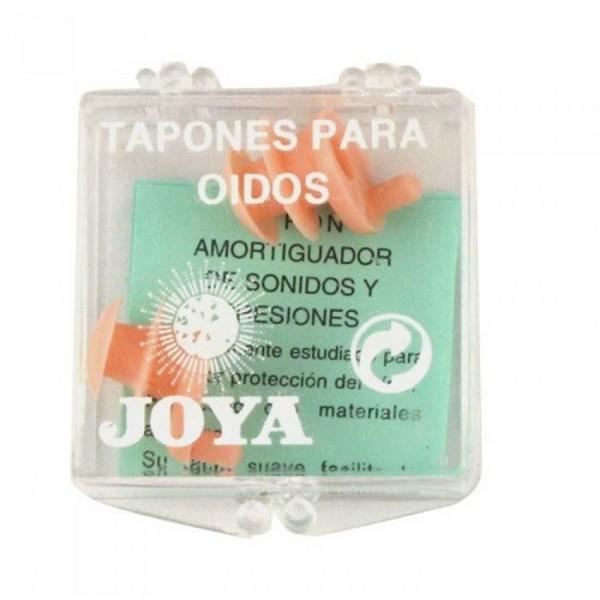 TAPONES OIDOS JOYA GOMA 2U