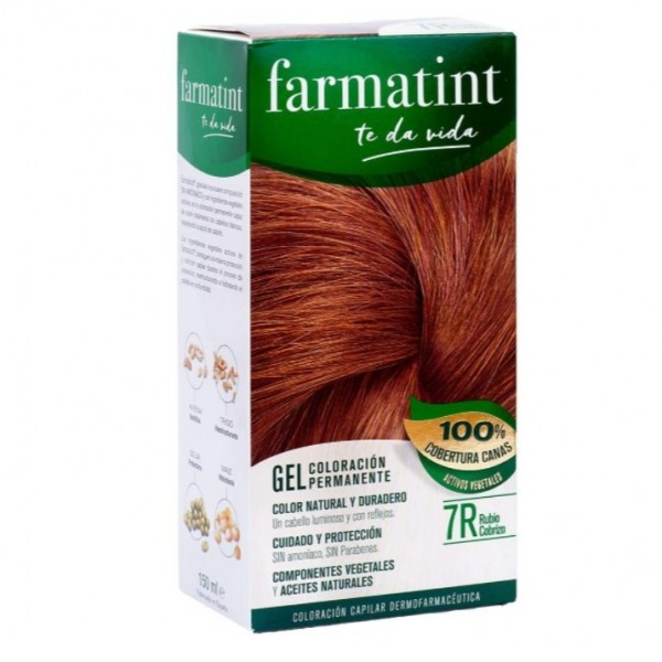 FARMATINT 7R RUBIO COBRIZO 150ML