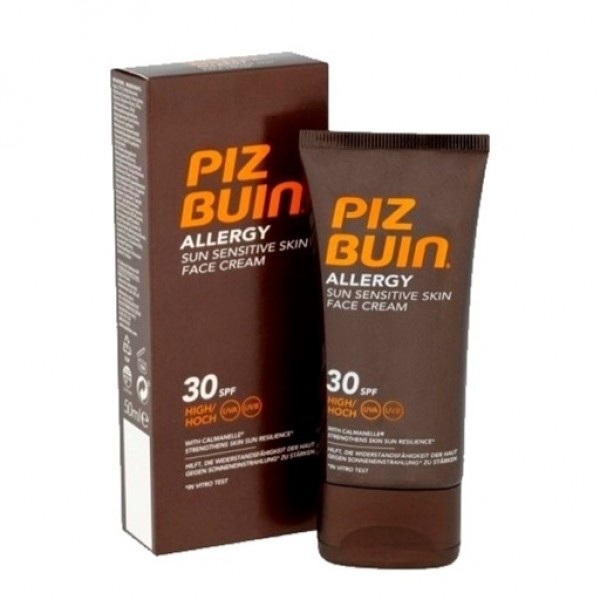 PIZ BUIN ALLERGY CREMA FACIAL SPF30 50 ML