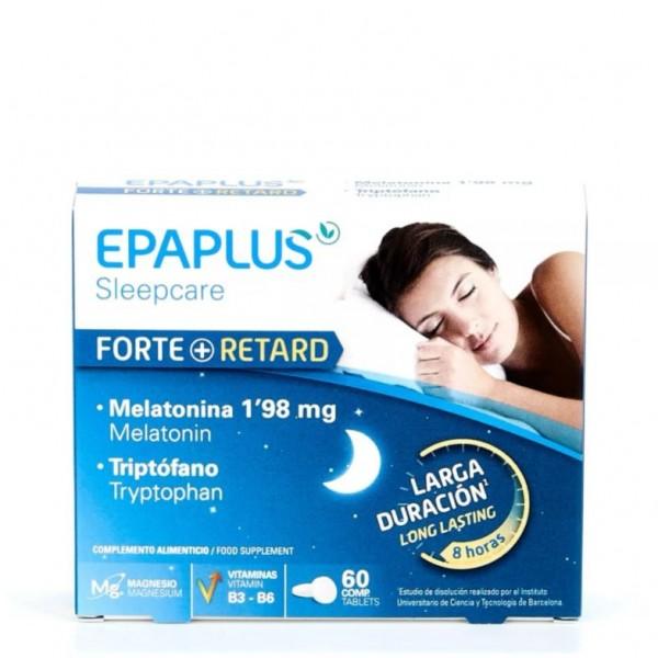 EPAPLUS FORTE RETARD MELATONINA 60 COMPS