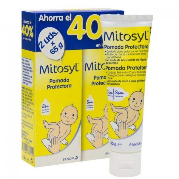 MITOSYL POMADA PROTECTORA 65 G 2 TUBOS PROMO