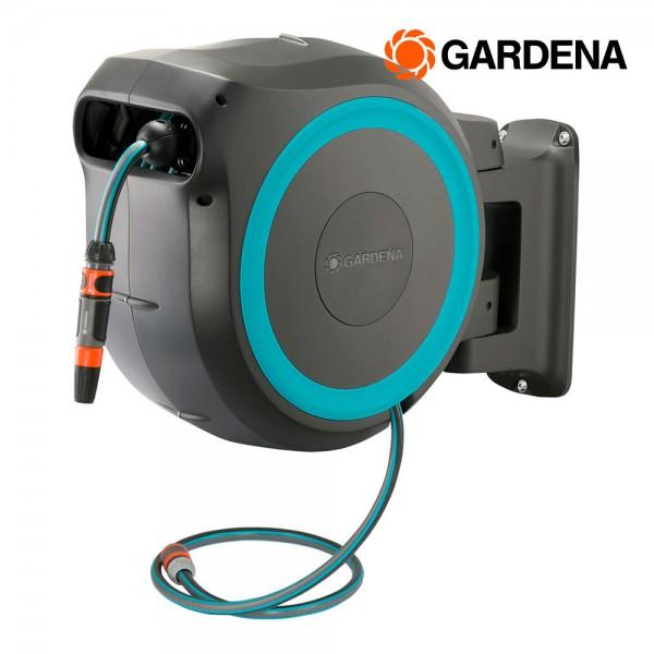 Portamangueras automatico rollup 25mts 18620-20 gardena