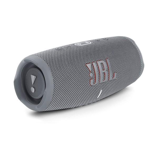 Jbl altavoz charge5 gris/bluetooth/ip67/partyboost