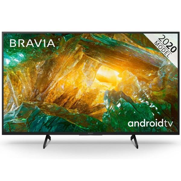 Sony ke-85xh8096 tv 85''/4k ultra hd/alto rango dinámico (hdr)/smart tv (android tv))