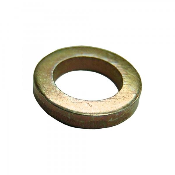 Arandela latonada pernio 10 mm. (100)