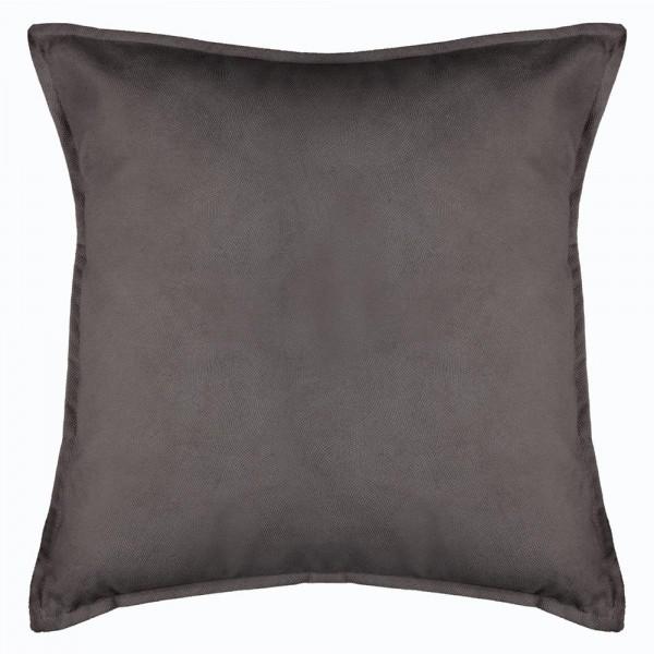 Cojin 55x55cm modelo 'lilou' color gris