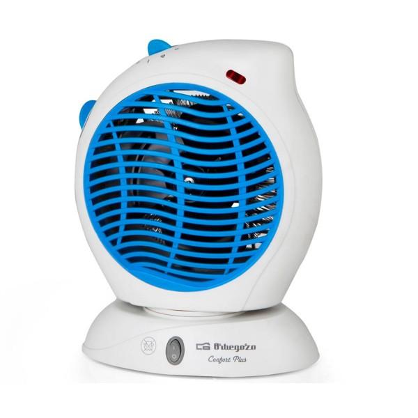 Orbegozo fh 5560 calefactor azul